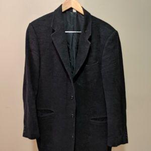Black 3 Button Blazer